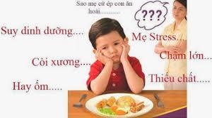 Tác hại lâu ngày của việc trẻ biếng ăn mẹ bỉm sửa cần biết